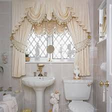 Shower Curtain Ideas For Small Bathrooms Gold Bathroom Bathroom Idea Curtains Ideal Home