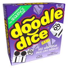 Pressman Games - Doodle Dice Game - Walmart.com