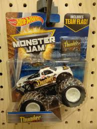 100 Team Hot Wheels Monster Truck J And J Toys 2017 Jam Case E