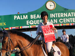 100 Wellington Equestrian Club Winter Festival Ride For Our Lives Jessica Springsteen