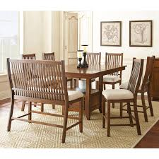 7 Piece Dining Room Set Walmart by Steve Silver 8 Piece Kayan Counter Height Dining Table Set