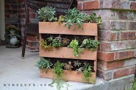 Easy Pallet Garden Ideas