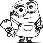 Minion Coloring Pages To Print Unique Awesome Minions Wecoloringpage