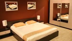 chambre orange et marron le marron en décoration d intérieur minutefacile com
