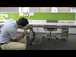 Herman Miller Envelop Desk Assembly Instructions by Herman Miller Height Adjustment On Sense Range Of Bench Desks