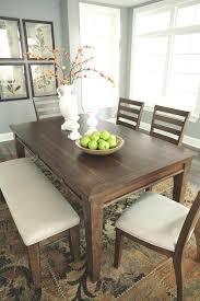 Dining Room Bench Corner Ideas Medium Brown