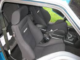 Fox body seats What options are there Ford Mustang Forums