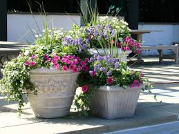 Patio Plant Stand Uk by Easy Flower Pot Ideas For Garden U2014 Home Designs Lovely Flowers