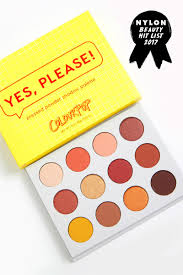 Yes Please Palette By Colourpop Tbazaarpk