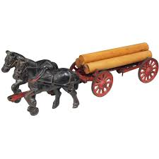 Arcade Toy Co. Cast Iron Horse Drawn McCormick Deering Log Truck ... Ford Nt950 Logging Truck Plastic Models Pinterest Wooden Toy Toys For Boys Popular Happy Go Ducky Volvo A35c Log Wgrappledhs Diecast Colctables Inc Ebay Rare Vintage All American Co Timber Toter Rods 1947 Ih Rc Tractor 4 Channel Wheel Remote Control Farm With Hornby Corgi Cc12942 150 Scale Scania Topline Flatbed Trailer 143 Kenworth W900 Wflatbed Load D By New Ray Semi Trucks Amish Made Large Long Custom And The Pile Of Logs 3d Lowpoly Isometric Vector