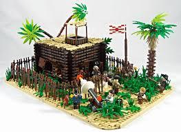 siege lego wallpaper treasureisland lego fort attack battle