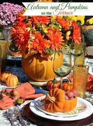 Great Pumpkin Blaze Address by Autumn And Pumpkins On The Terrace U2022 Must Love Home