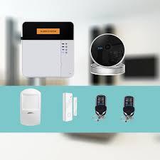 sans fil gsm inturder d alarme maison intelligente rfid système d