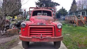 100 Log Trucks For Sale Original 1951 Gmc Flatbed Farm Truck Truck For