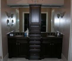 Bathroom Vanity And Tower Set storage towers for bathrooms foter