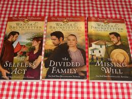 Lot 47 Wanda Brunstetter The Amish Millionaire Part 4 6 3 Books
