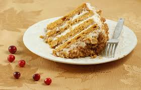 Pumpkin Pie Cake McGreevy Cakes