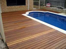 deck around pool plans home design ideas round loversiq