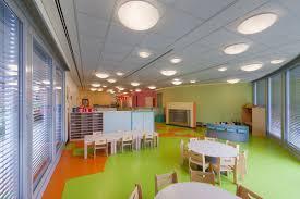 Mondo Rubber Flooring Italy by Vodafone Village Milan Nursery Flooring Artigo