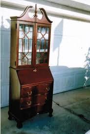 Jasper Cabinet Secretary Desk by Cherry Wood Gov Winthrop Secretary Desk By Jasper
