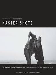 Master Shots Vol 1 2nd Edition