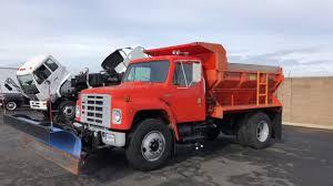 100 Snow Plow Trucks For Sale 1986 International 1954 Warren Truck YouTube