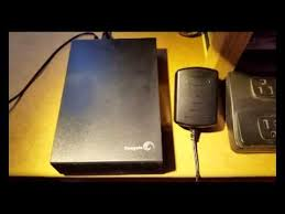 Seagate Freeagent Desktop Power Supply Specs by Power Supply Problems With Seagate U0027s 4tb Expansion Drive Youtube