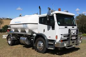 100 Water Truck To Fill Pool Mike Porter Bulk Delivery Tank S Owoomba
