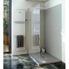 duschrückwand ohne fugen 240x80 cm aus 7 mm mineralguss