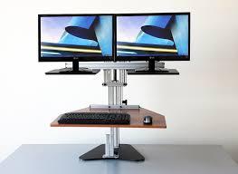 Diy Standing Desk Riser by Standing Desk Riser For Healthy