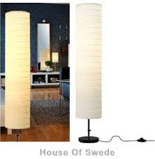 Ikea Holmo Floor Lamp Uk by Ikea Holmo Floor Lamp Soft Mood Light Modern Rice Paper