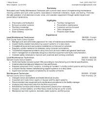 Resume For Janitor 39sample Janitorial Job
