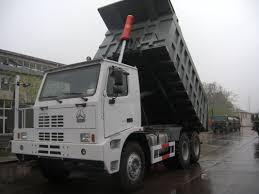 HOWO 70 Ton Strong Horsepower 6x4 Mining Heavy Duty Dump Truck Untuk ...