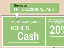 How To Use Kohl's Cash: 9 Steps (with Pictures) - WikiHow Kohl S In Store Coupon Laptop 133 Three Days Only Get 15 Kohls Cash For Every 48 You Spend Coupons Android Apk Download 30 Off 1800kohlscoupon Twitter Cardholders Coupon Additional Savings Codes Promo Maximum 50 Off Online And Promotions Specials Hollister Black Friday Promo Code Carnival Money Aprons Shoe Google Vitamin Shoppe Lord Taylor Deals Pin By Picoupons On Code