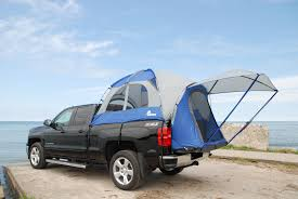 Product Highlight: Napier's Sportz Truck Tent | Napier Outdoors 57066 Sportz Truck Tent 5 Ft Bed Above Ground Tents Skyrise Rooftop Yakima Midsize Dac Full Size Tent Ruggized Series Kukenam 3 Tepui Tents Roof Top For Cars This Would Be Great Rainy Nights And Sleeping In The Back Of Amazoncom Tailgate Accsories Automotive Turn Your Into A And More With Topperezlift System Avalanche Iii Sports Outdoors 8 2018 Video Review Pitch The Backroadz In Pickup Thrillist
