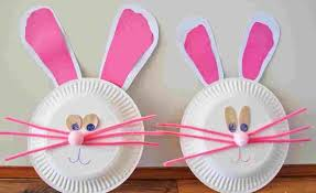 Art And Craft Using Paper Plate