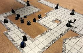 Dungeons And Dragons Tiles Sets by Simple Modular Tiles Dungeons Nevr Drivethrurpg Com