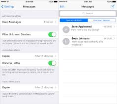 How To Block Text Messages on iPhone
