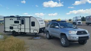 My Experience Towing A Travel Trailer 4,000 Miles Wtih A Mildly ... Rv Towing Tips How To Prevent Trailer Sway Tow A Car Lifestyle Magazine Whos Their Fifth Wheel With A Gas Truck Intended For The Best Travel Trailers Digital Trends Tiny Camper Transforms Into Mini Boat For Just 17k Curbed Rules And Regulations Thrghout Canada Trend Why We Bought Casita Two Happy Campers What Know Before You Fifthwheel Autoguidecom News I Learned Towing 2000lb Camper 2500 Miles Subaru Outback