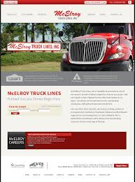McElroy Truck Lines Competitors, Revenue And Employees - Owler ... Navotrucker Works Mcelroy Truck Lines Otr Traing Week 1 Youtube Trucking Mcelroy Craig Voineag Customer Serviceload Planner Builders Transport Truck Trailer Express Freight Logistic Diesel Mack Top 5 Largest Companies In The Us Still At Orientation Wins Lowes Flatbed Paschall New Perks Are Game Changers Tmc Vs Page Ckingtruth Forum