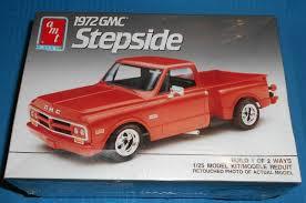 100 1972 Gmc Truck AMT GMC Stepside Pickup 2n1 Model Kit For Sale Online EBay