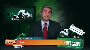 The New Hess Trucks With Justin Mayer - Fox 4 Now WFTX Fort Myers ... 2018 Hess Miniature Truck Set Brand New In Box 3000 Pclick Hess Toy Collection With 1966 Tanker Toys Values And Descriptions 2013 Tractor On Sale Now Just In Time For The Trucks Through Years Newsday The Has Been Around 50 Years 1998 Tanker Truck First In A Series Mib For Sale Nj 1969 Amerada Original Box Near Mint Reveals Mini 2017 Mini Monster Helicopter Emergency 3 News Updates