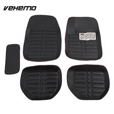 Vehemo 5pcs Auto Carpet Vans Foot Pad Premium Vehicles Driver Floor ... Universal Fit 3pc Full Set Heavy Duty Carpet Floor Mats For Truck All Weather Alterations Weatherboots Gmc Sierra Accsories Acadia Canyon Catalog Toys Trucks Husky Liner Lloyd 2005 Mustang Fs Oem Rubber Floor Mats Mat Rx8clubcom Amazoncom Front Rear Car Suv Vinyl Interior Decoration Suv Van Custom Pvc Leather Camo Ford Ranger Best Resource Smokey Mountain Outfitters Liners