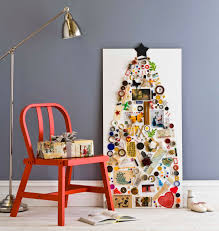 Seashell Christmas Tree by Alternative Christmas Trees From Interesting To Unusual