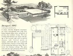 Mid Century Modern House Designs Photo by Vintage House Plans 1960s Homes Mid Century Homes Design