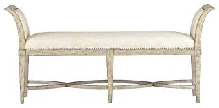 Narrow Upholstered Bench Small Benches Stunning Design 4 X