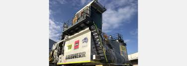 100 National Moving Truck Rental Fortescue Metals Group Secure Rental Of New Liebherr R 996B