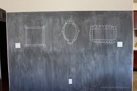 Unsanded Tile Grout Chalkboard by Chalkboard Statement Wall No 2 Pencil