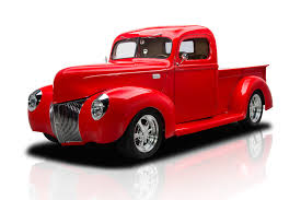 100 1940 Ford Truck For Sale 135459 12 Ton Pickup RK Motors Classic Cars For