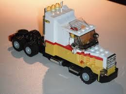 100 Lego Tanker Truck Classic Town Shell Semitrailer LEGO Town
